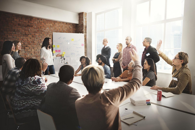Organizar Reuniones corporativas